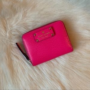 Kate Spade Small Zip Wallet